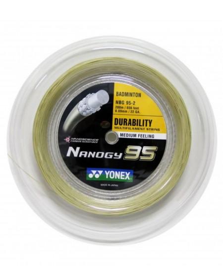 Bobine Yonex Nanogy 95 (200 m)