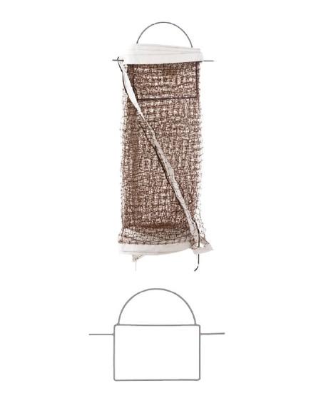 Porte-filet de badminton