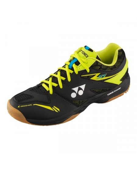 Yonex Power Cushion 55 (black lime)