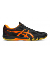 ASICS GEL BLADE 7 MEN NOIR/ORANGE