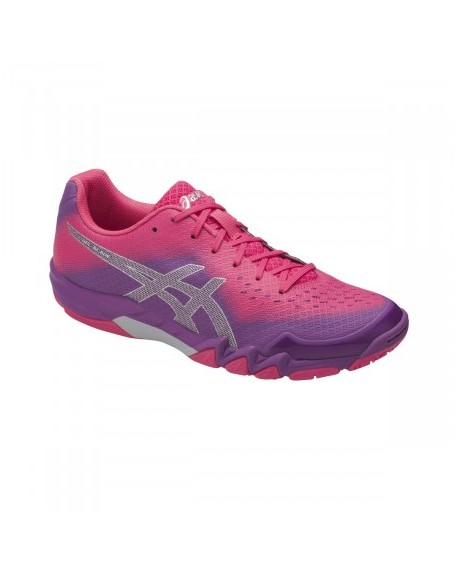 ASICS GEL BLADE 6 LADY ROSE/VIOLET