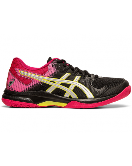 ASICS GEL ROCKET 9 LADY NOIR/ROSE