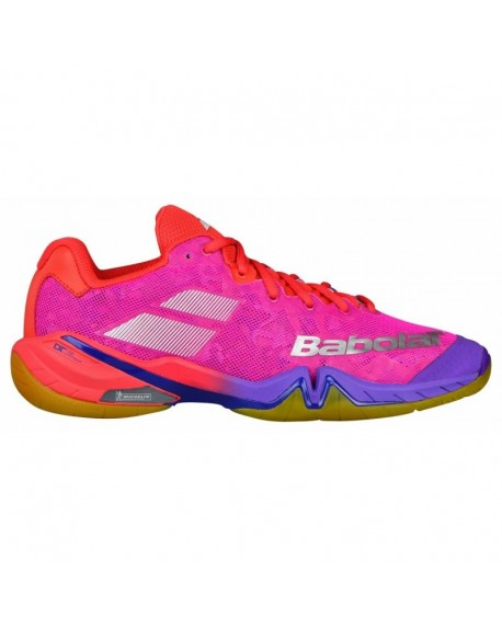 BABOLAT SHADOW TOUR LADY RED PINK PURPLE
