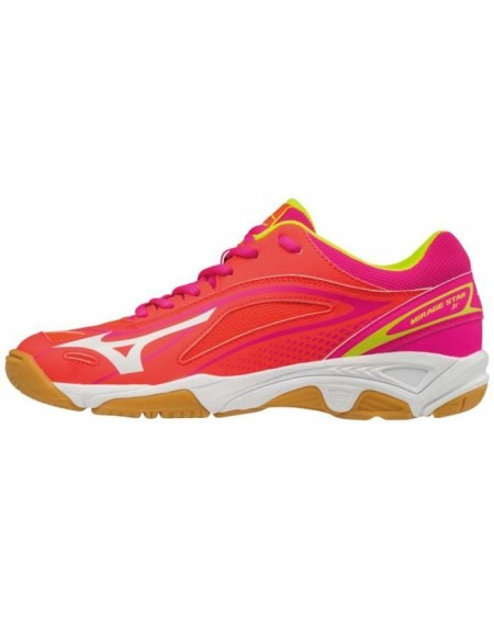 MIZUNO MIRAGE STAR JR CORAIL - Taille 37