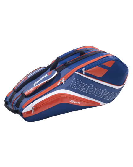BABOLAT THERMOBAG TEAM X8 - MARINE/BLANC/ROUGE