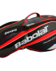BABOLAT THERMOBAG PRO X8 - NOIR/ROUGE FLUO