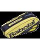 BABOLAT THERMOBAG AERO X6 - JAUNE/NOIR
