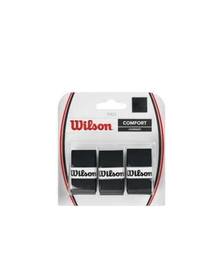 WILSON PRO OVERGRIP - NOIR