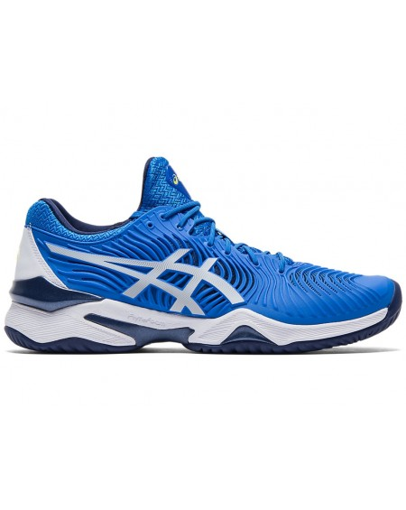 ASICS COURT FF MEN BLEU