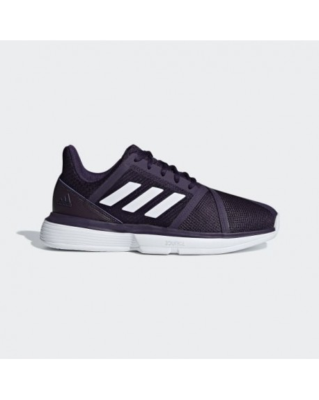 ADIDAS COURTJAM BOUNCE LADY VIOLET