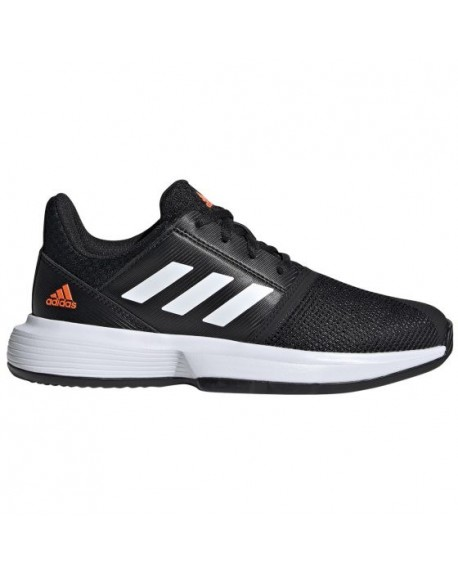 ADIDAS COURTJAM JUNIOR NOIR
