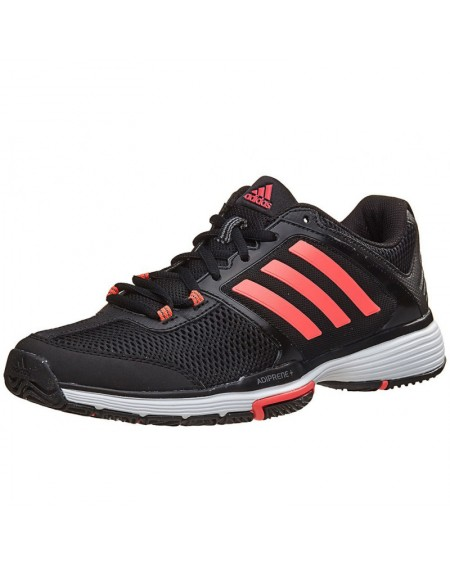 ADIDAS BARRICADE CLUB LADY NOIR/ROSE