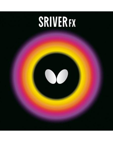 BUTTERFLY REVETEMENT SRIVER 05 FX ROUGE