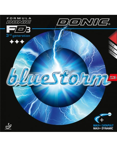 DONIC REVETEMENT BLUESTORM Z3 ROUGE