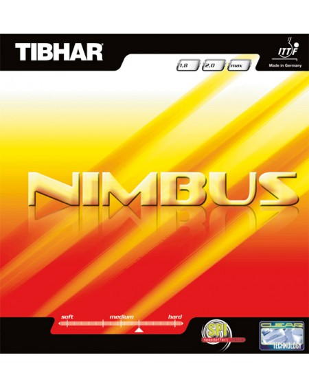 TIBHAR REVETEMENT NIMBUS ROUGE