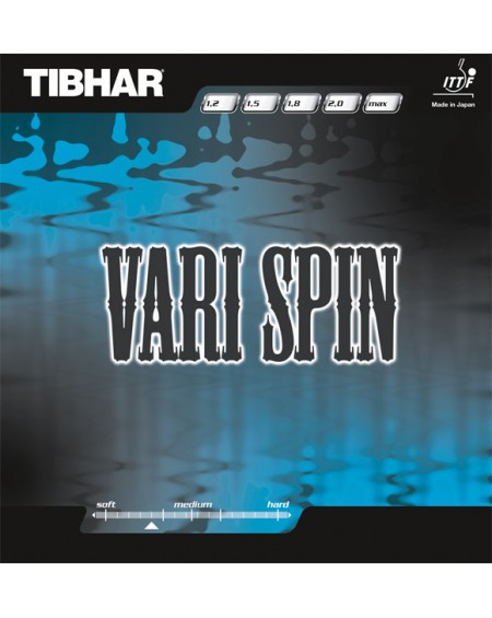 TIBHAR REVETEMENT VARI SPIN ROUGE