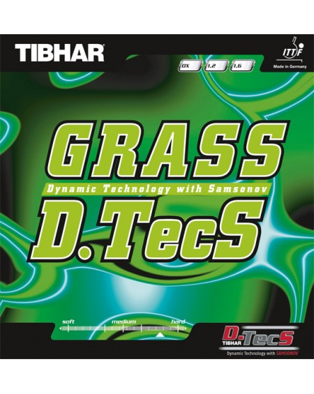 TIBHAR REVETEMENT GRASS D-TECS NOIR