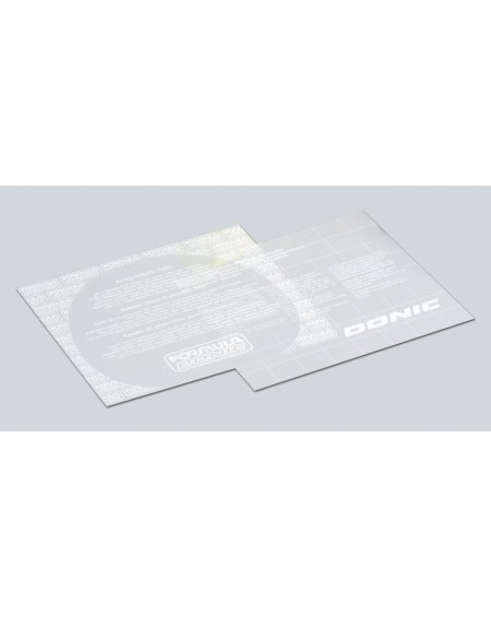 FEUILLE DE PROTECTION TENSOR