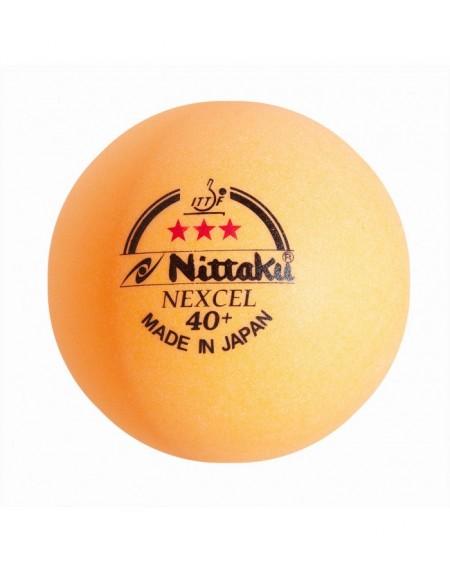 NITTAKU BALLE COMPETITION NEXCEL 40+ *** ( x3 )