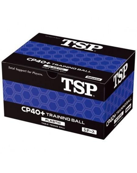 TSP BALLE ENTRAINEMENT CP40+ ( x60 )