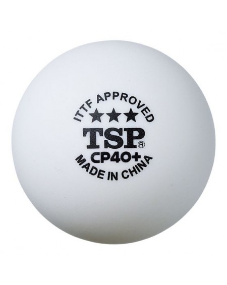 TSP BALLE COMPETITION CP40+ *** ( x3 )