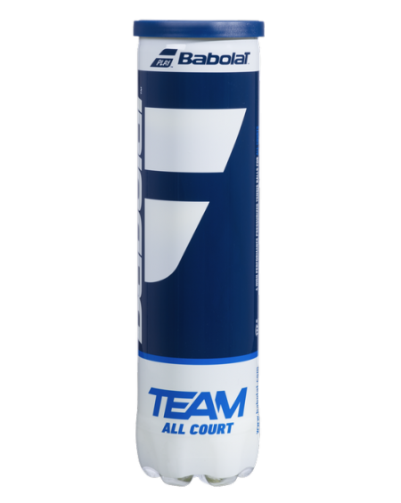 BABOLAT BALLES TEAM ALL COURT T4