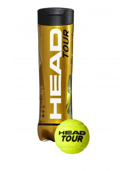 HEAD BALLES TOUR T4