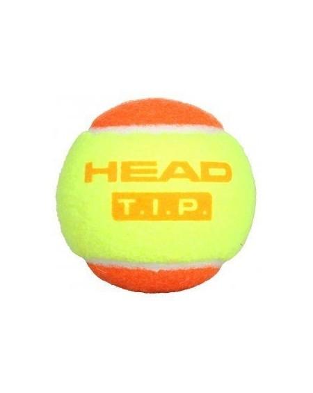 HEAD BALLES TIP ORANGE ( x72 )