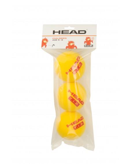 HEAD BALLES TIP MOUSSE ( x3 )