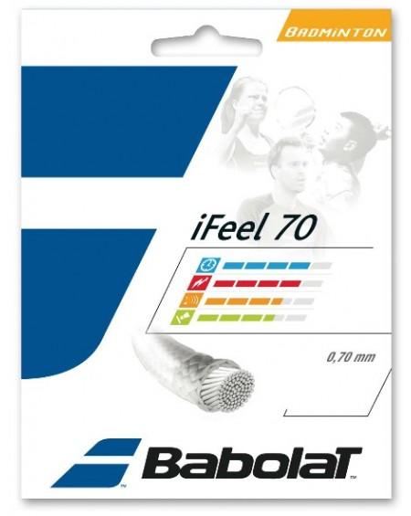 BOBINE DE CORDAGE BABOLAT IFEEL 70 (200M)